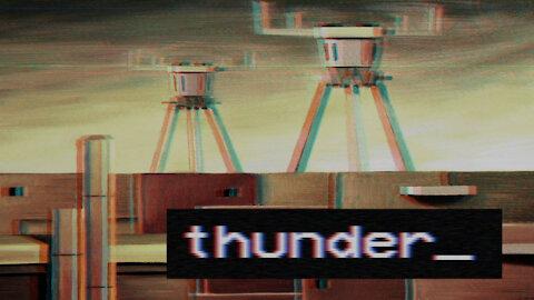 T H U N D E R - A Synthwave Mix