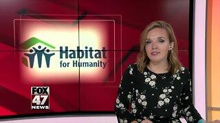 Habitat for Humanity building a neighborhood