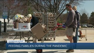 Feeding families during the pandemic