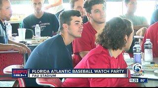 FAU Baseball NCAA Tournament Selection Watch Party