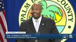 Palm Beach County leaders, school officials 'prepared' for return to brick-and-mortar schools on Monday