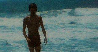 """Super 8 Film Footage - """"Summer Beach"""""""