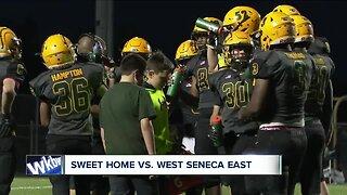 Week two high school football highlights around WNY