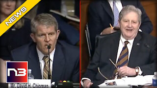 Senator John Kennedy Humiliates ATF Director Nominee with Painfully Simple Question