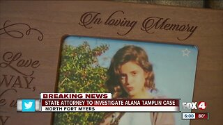State Attorney to review Tamplin case