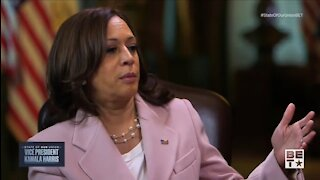 Kamala: Rural Americans Can't Scan Their ID To Prove Who They Are