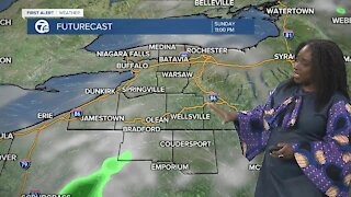 7 First Alert Forecast 6 p.m. Update, April 18