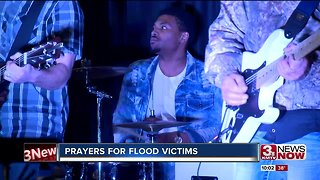Church event aims at inspiring, supporting flood victims