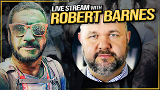 Post-Inauguration Live Stream with Robert Barnes