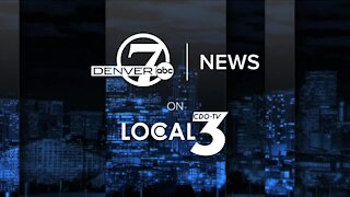 Denver7 News on Local3 8 PM   Tuesday, March 30