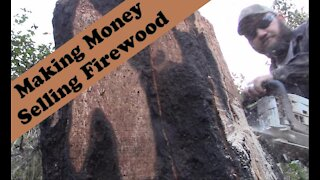 Making Money Selling Firewood