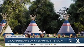 Glamping coming to Kentucky
