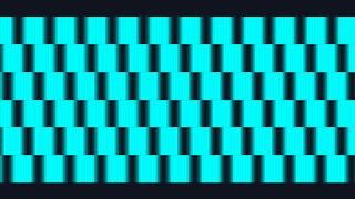 Digital ART with optical illusions   Grid 08 (Algorithmic Art, Creative Coding)