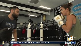 San Diego boxer sets eyes on Tokyo 2020 Olympics