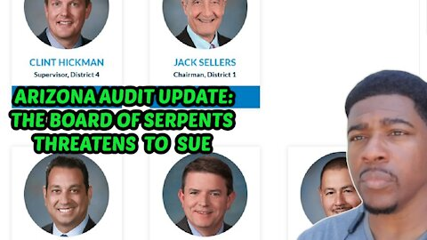 ARIZONA BOARD OF SERPENTS AND COUNTY ATTORNEY THREATENS TO SUE AUDITORS