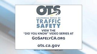 California has a plan to keep teen drivers safe