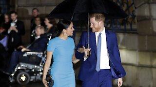 Prince Harry, Meghan Repay For U.K. Home Renovations