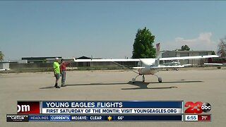 Young Eagles to Take Inaugural Flight