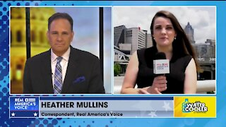 Heather Mullins on Fulton County, G.A. Election Audit