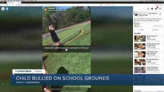 Video shows group of girls bullying girl on North Tonawanda field