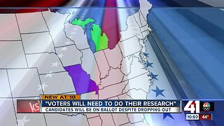 Missouri absentee voters cannot change ballots