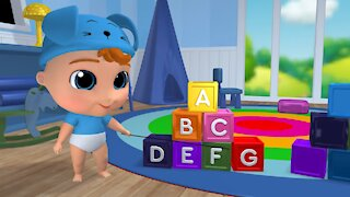 ABC Song for Kids | Nursery Rhyme