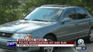 Driver sought in deadly West Palm Beach hit-and-run crash