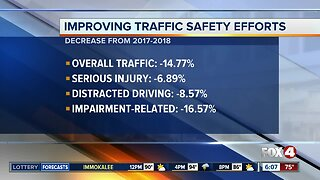 Cape Coral Police help reduce traffic crashes