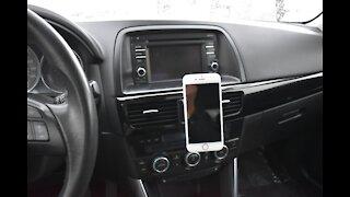 Mazda CX-5: Phone Mount / A-Tach 50257 Installation Video