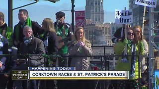 Detroit St. Patrick's Parade