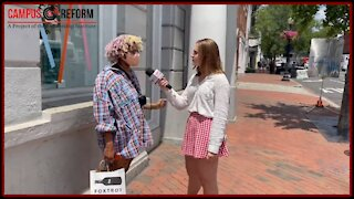 Ignorant and Ungrateful Georgetown Students Ashamed to be American on 4th of July - 2258