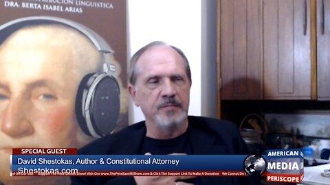 David Shestokas Interview July 28, 2021
