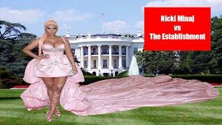 Breaking News   Cancel Culture Attempts to De-Person Nicki Minaj