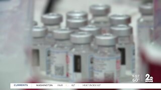 Mass vaccination site opening today in Columbia