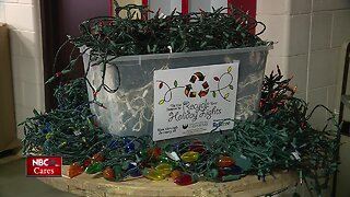 NBC26 Cares: Recycle Holiday Lights