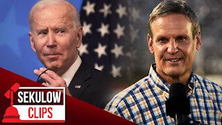 TN Governor Takes Action When Biden Won't