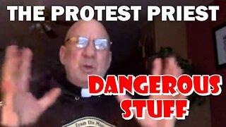 DANGEROUS STUFF! | Fr. Imbarrato Live - Feb. 14th, 2021