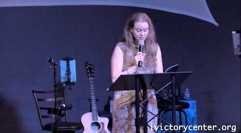 Sunday Victory - 05/09/21 - Melissa's Message