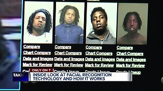 Detroit police give 7 Action News a look at how they're using facial recognition technology