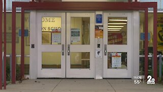 Four Baltimore Co. public day schools will delay in reopening school buildings to students, staff