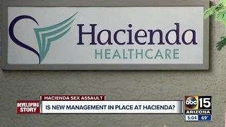 New management at Hacienda HealthCare?