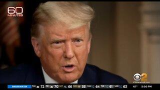 Trump nails 60 minutes