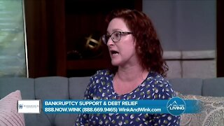 Bankruptcy Support // Wink & Wink