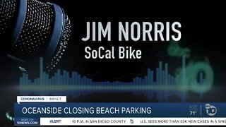 Oceanside to close beach parking for 4th of July weekend