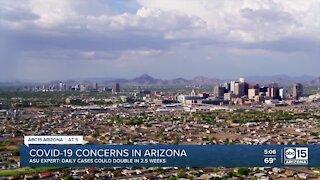 COVID-19 concerns in Arizona