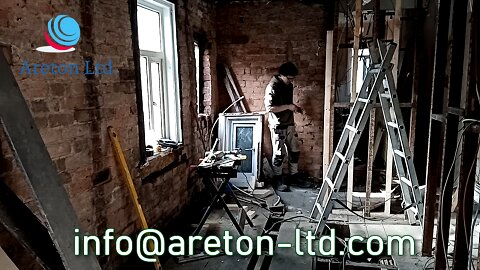 construction and work on big house remodels done by kickstart work