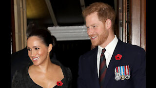 Prince Harry and Duchess Meghan join poetry class Zoom