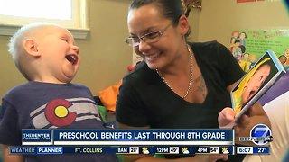 This Denver Preschool Program helps parents pay for preschool