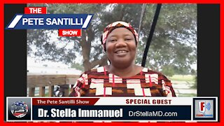 Dr. Stella Immanuel Interview Sep. 16, 2021