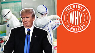 Libs Blame TRUMP for Media Not Covering Wuhan Lab Theory | Ep 787